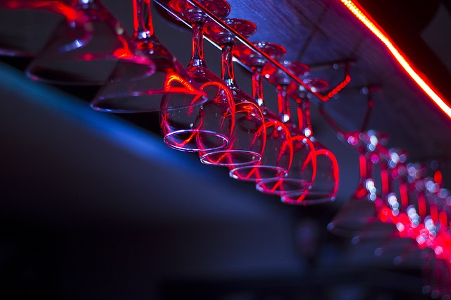 bar and night club led lighting