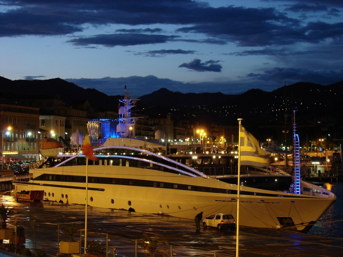 professional yacht and boat led lighting