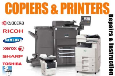 all pro printer repair