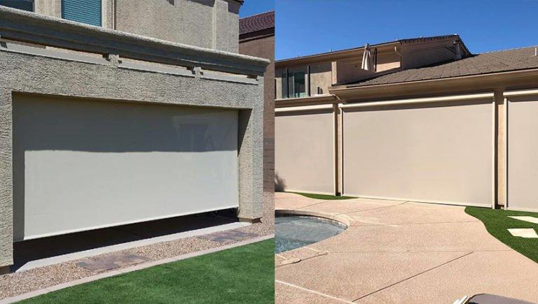 4 benefits of motorized patio shades