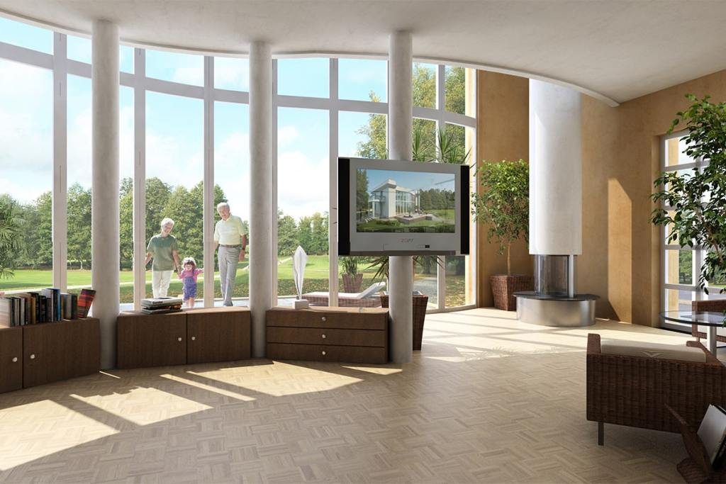 Home Automation and Entertainment