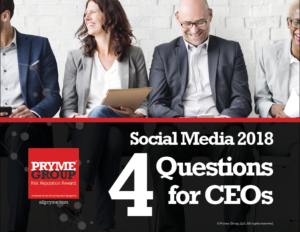 4 Questions for CEOs