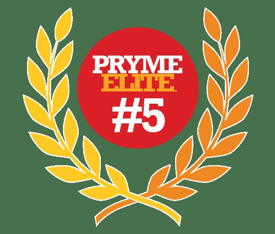 number_Pryme Elite 5