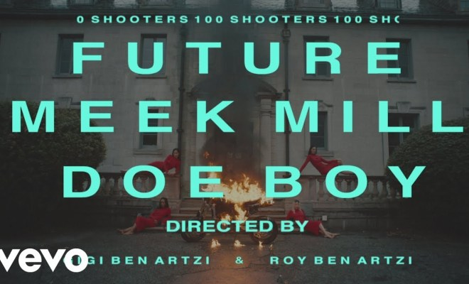 Future Meek Mill Doe Boy - 100 shooters video image