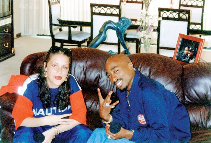 """Angie Martinez On Unreleased 2Pac Interviews: """"I Was Afraid That Someone Would Die"""" image"""