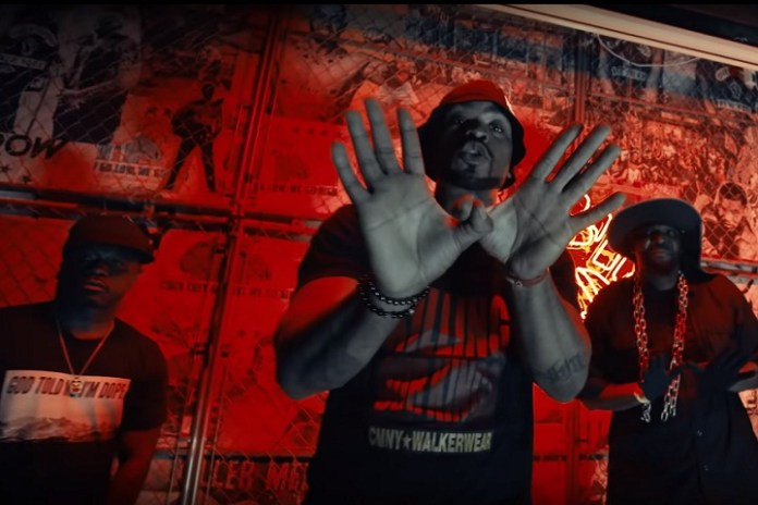 "Method Man Teams Up Havoc & Street Life for New ""Squad Up"" Video image"