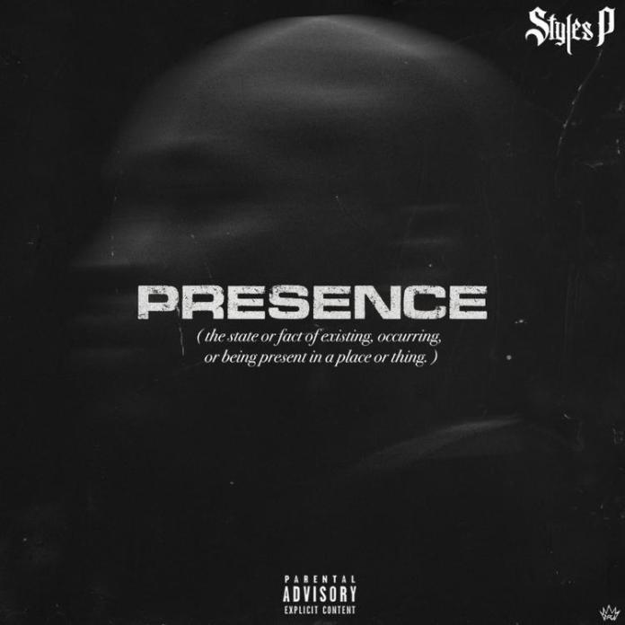 Styles P - Presence Album cover image