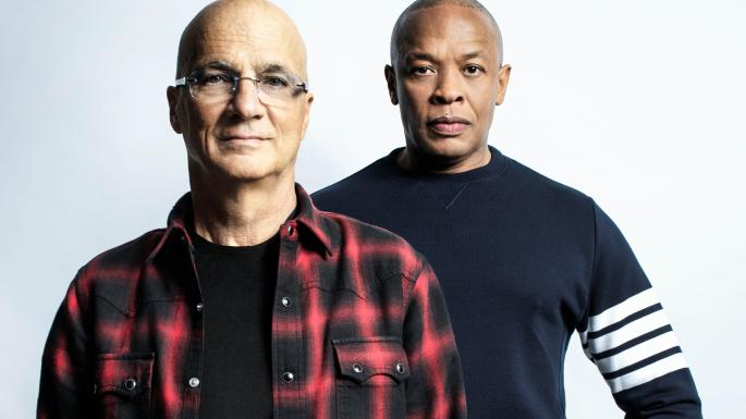 Jimmi Iovine and Dr. Dre image