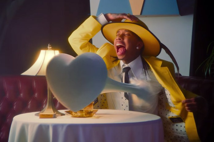 "Tyga Drops New ""The Mask""-Inspired ""Ayy Macarena"" Video"