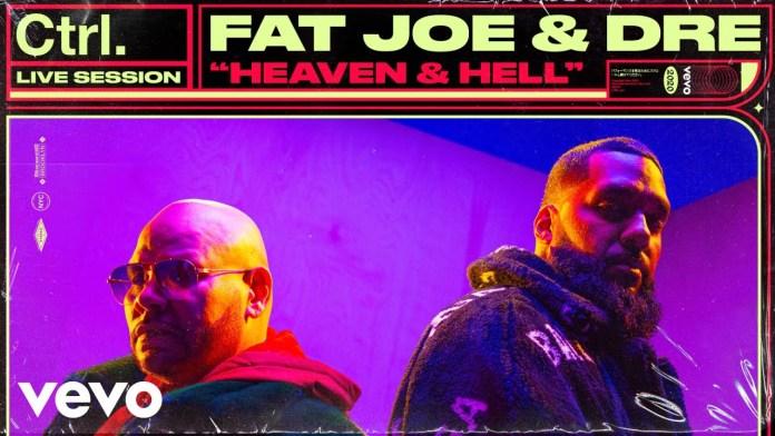 Fat Joe Live Vevo Ctrl image