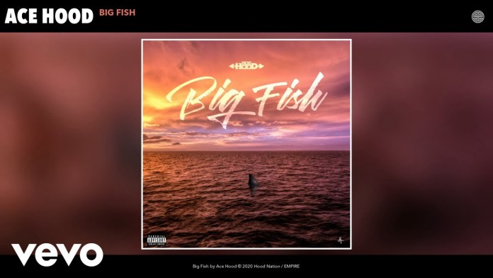 Ace Hood Big Fish single image