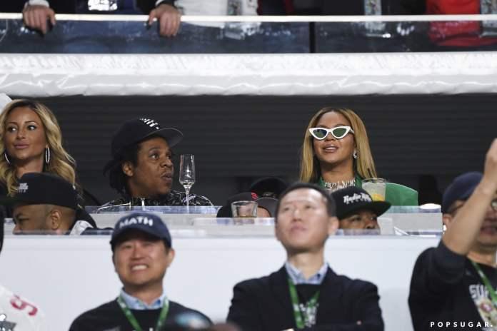 Jay-Z Beyoncé super bowl 2020 image