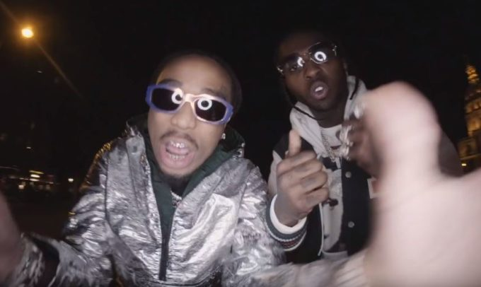 Pop Smoke Ft. Quavo Shake the Room video image