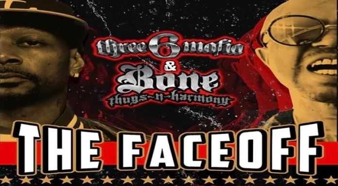 Bone Thugs-N-Harmony IG Live Battle Three 6 Mafia