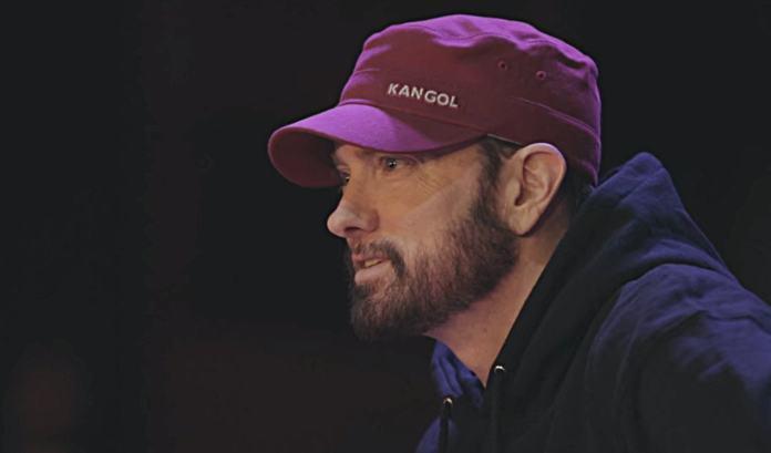 Eminem 2020 12 years sobriety image