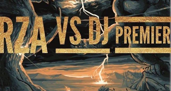 RZA DJ Premier IG Live Battle image