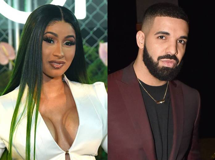 "Cardi B and Drake Most Streamed Artists On Spotify's ""Rap Caviar"" Playlist"