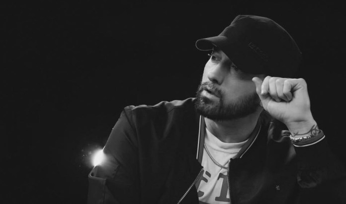 Eminem Face-To-Face With His Home Intruder news