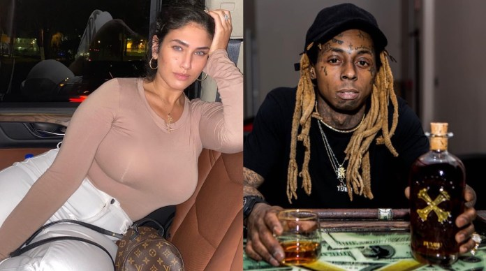 Lil Wayne & La'Tecia Thomas Show Signs Of An Engagement Called Off