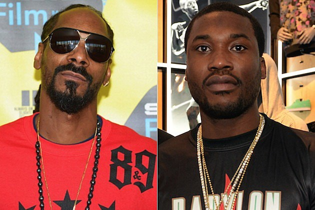 Snoop Dogg And Meek Mill Take Shots At Tekashi 6ix9ine