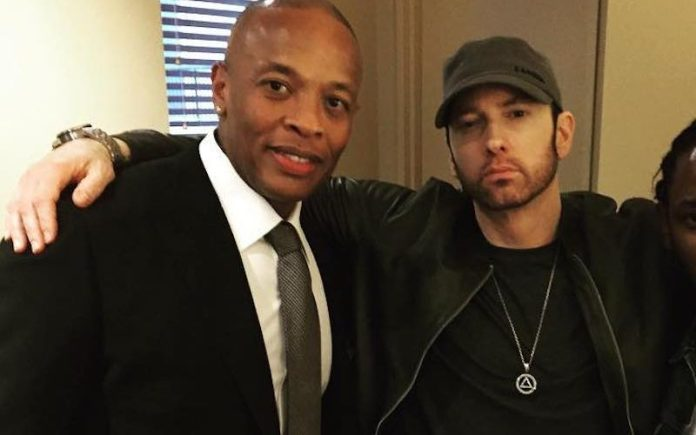 Dr. Dre Working On New Album With Eminem Set To Feature