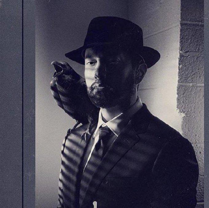 New Eminem Photo Suggest 'MTBMB Side B' Coming Soon, Is It Really?