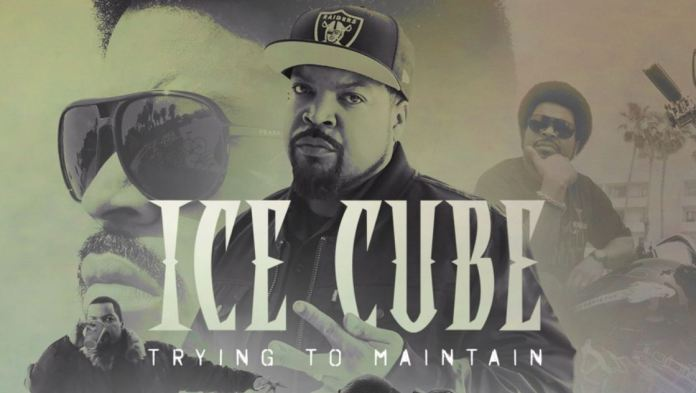 Ice Cube Trying To Maintain single cover