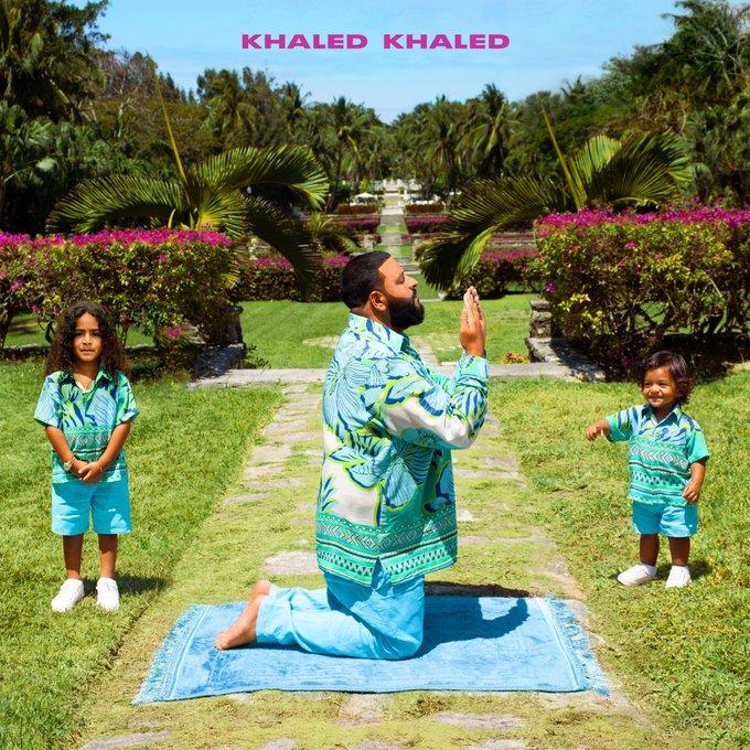 DJ Khaled Drops Star-Studded New Album 'Khaled Khaled'