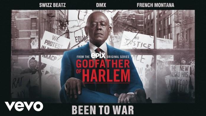 DMX Swizz Beatz Godfather of Harlem been to war single image