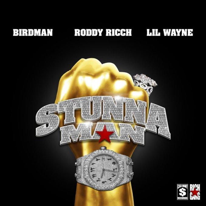 Birdman Taps Lil Wayne & Roddy Ricch For New Song 'Stunnaman'