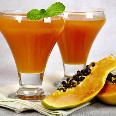 Maspalomas Papaya Nectar