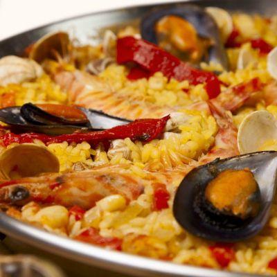 Traditional Paella