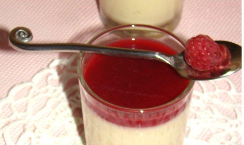 Vanilla Rasperry Cream