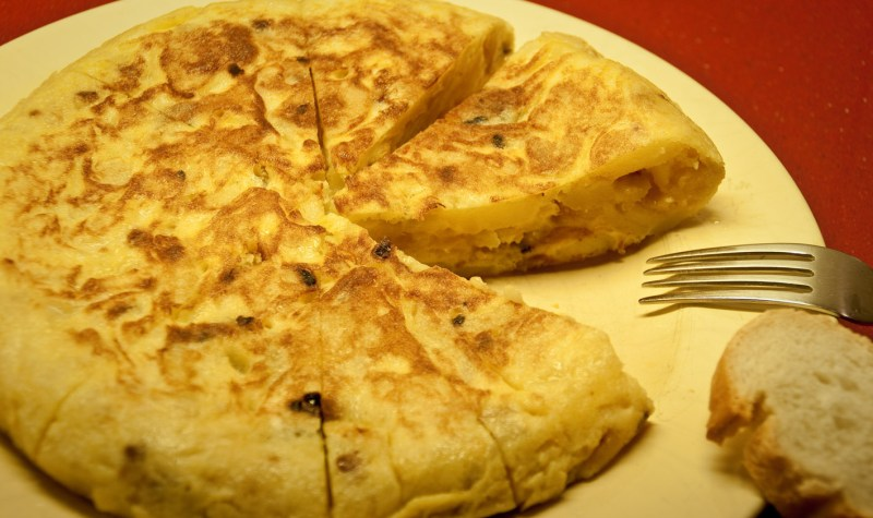 Ultimate Potato Omelet