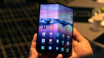 Huawei's New Foldable Smartphone is Launching Later This Month