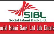Social Islami Bank Ltd Job Circular Probationary Officer 2017