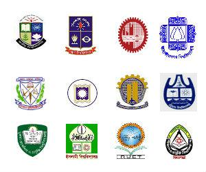 All Public University admission test information 2016-17 Bangladesh