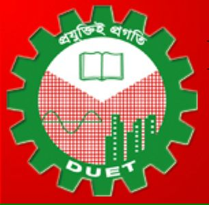 DUET B.Sc and Engg B-Arch Admission Notice 2014-15