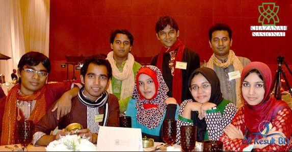 Khazanah Asia Scholarship 2015