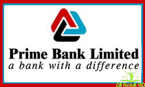 Prime Bank Bangladesh Job Circular Senior Officer 2017