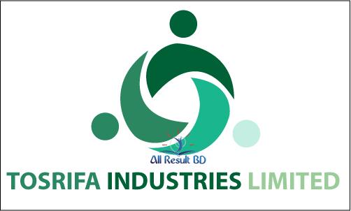 Tosrifa Industries Ltd IPO Result Application Form Download