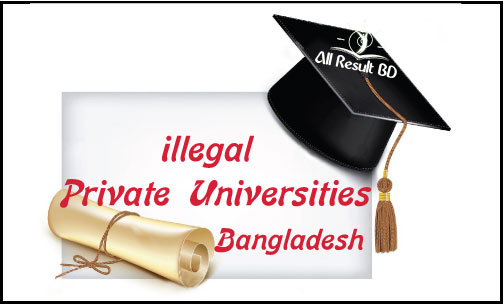5 Illegal Private Universities in Bangladesh
