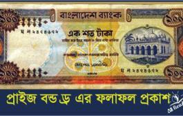 Bangladesh Bank 89th Prize Bond Draw Result 2017