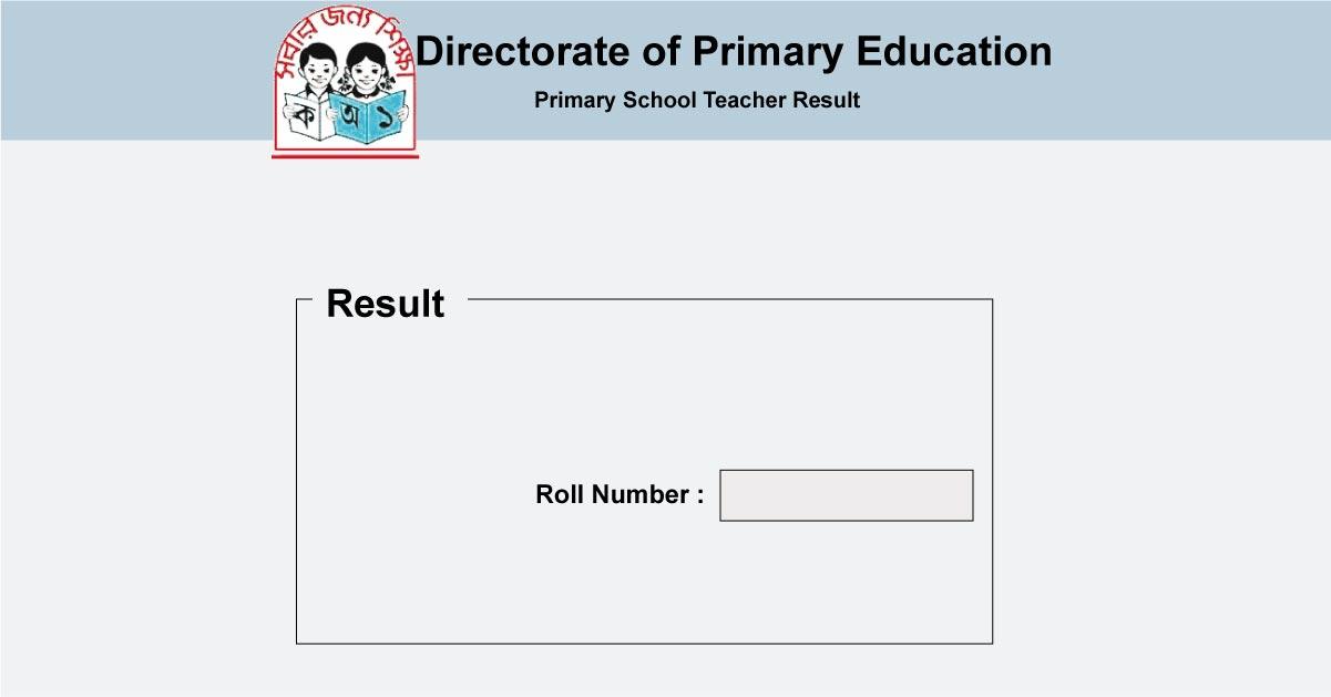 Primary Assistant Teacher Viva Result