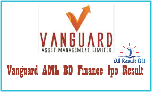 Vanguard AML BD Finance Ipo Result Publish