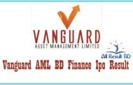 Vanguard AML BD Finance Ipo Result Publish