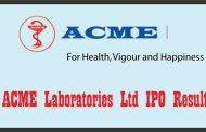 ACME Laboratories Ltd IPO Result & Application Information