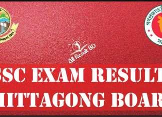 SSC Exam Result 2017 Chittagong Board