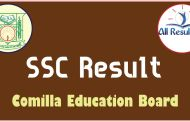 SSC Result 2017 for Comilla Education Board