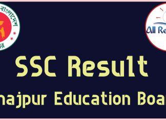SSC Result Dinajpur Board 2018